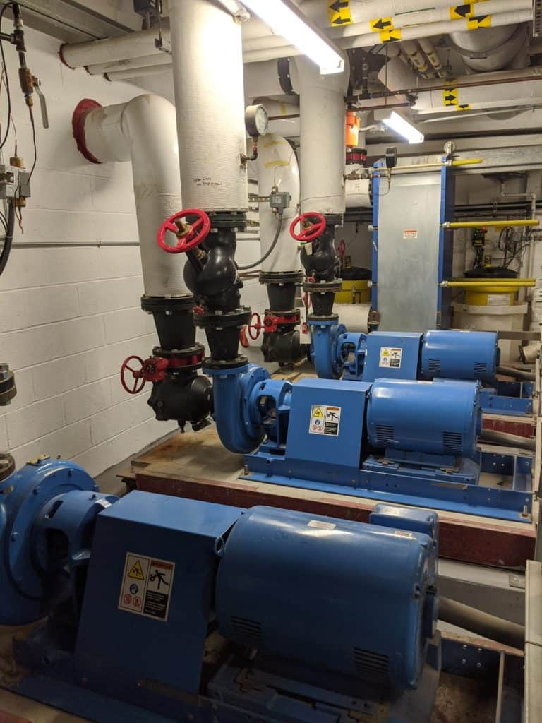 Cooling Tower Water Pumps