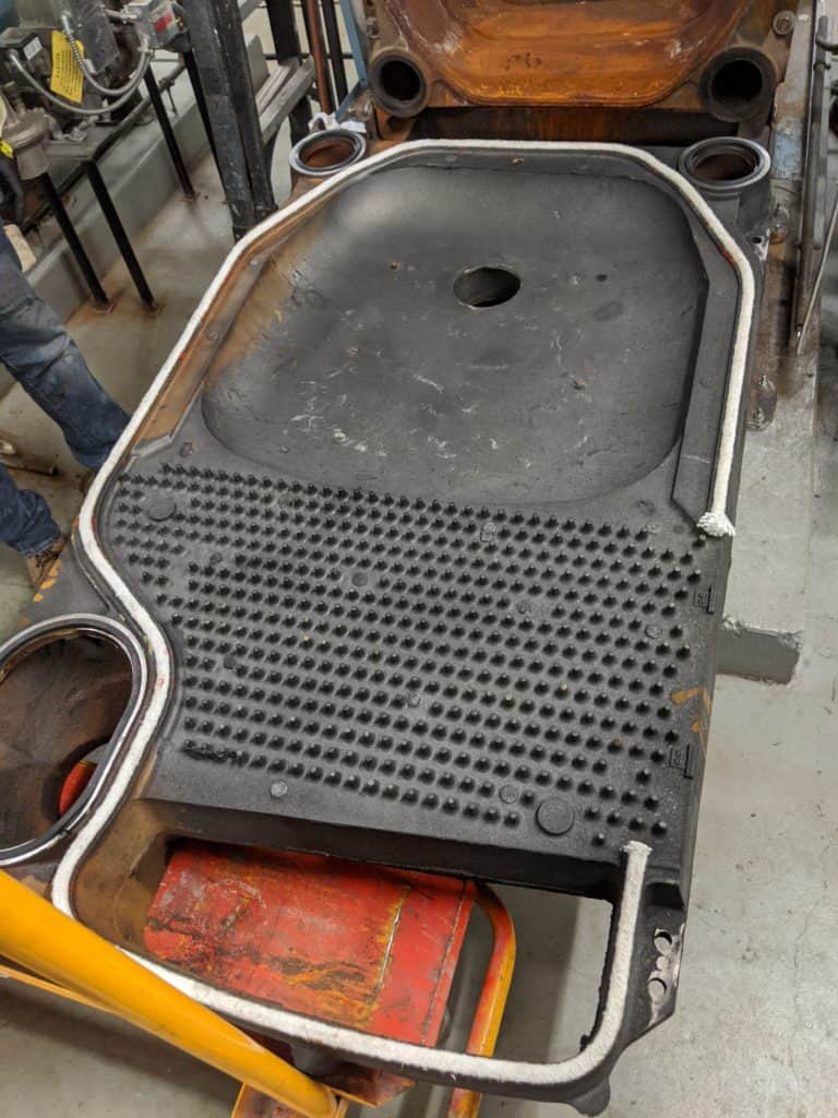New Cast Iron Boiler Section